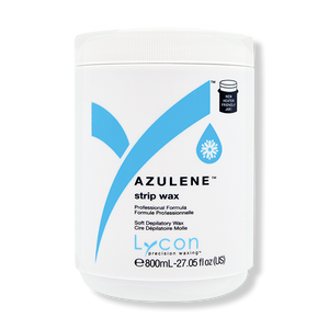 LYCON Strip Wax Azulene - 800ml-Lycon-Beautopia Hair & Beauty