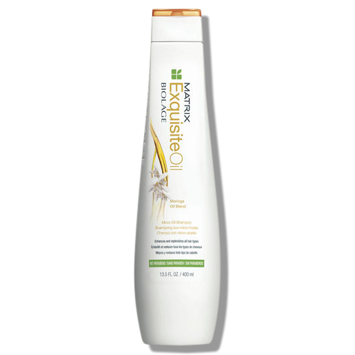 Matrix Biolage Exquisite Oil Micro-Oil Shampoo 400ml