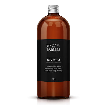 Wahl Traditional Barbers Bay Rum 1L