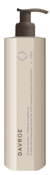 Davroe Blonde Senses Blonde Platinum Conditioner 1 Litre - Beautopia Hair & Beauty