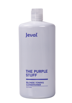 Jeval The Purple Stuff Blonde Conditioner 1 Litre - Beautopia Hair & Beauty