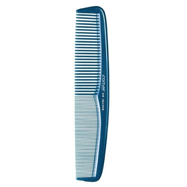 Blue Celcon Large Styling Comb 349 - 19 cm