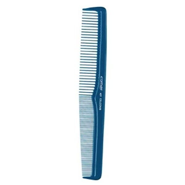 Blue Celcon Regular Styling Comb 401 - 17.5 cm