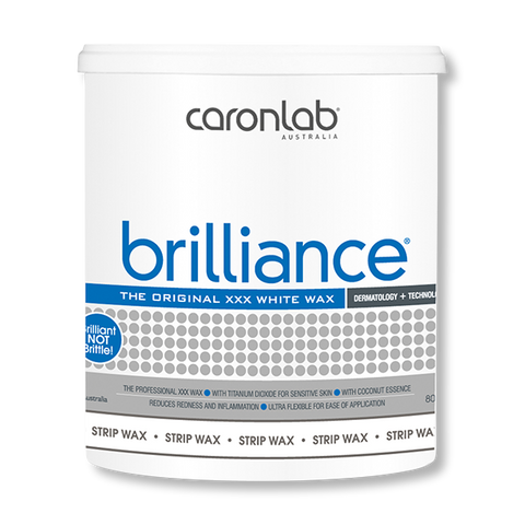 Caronlab Strip Wax Brilliance - 800g-Caronlab-Beautopia Hair & Beauty