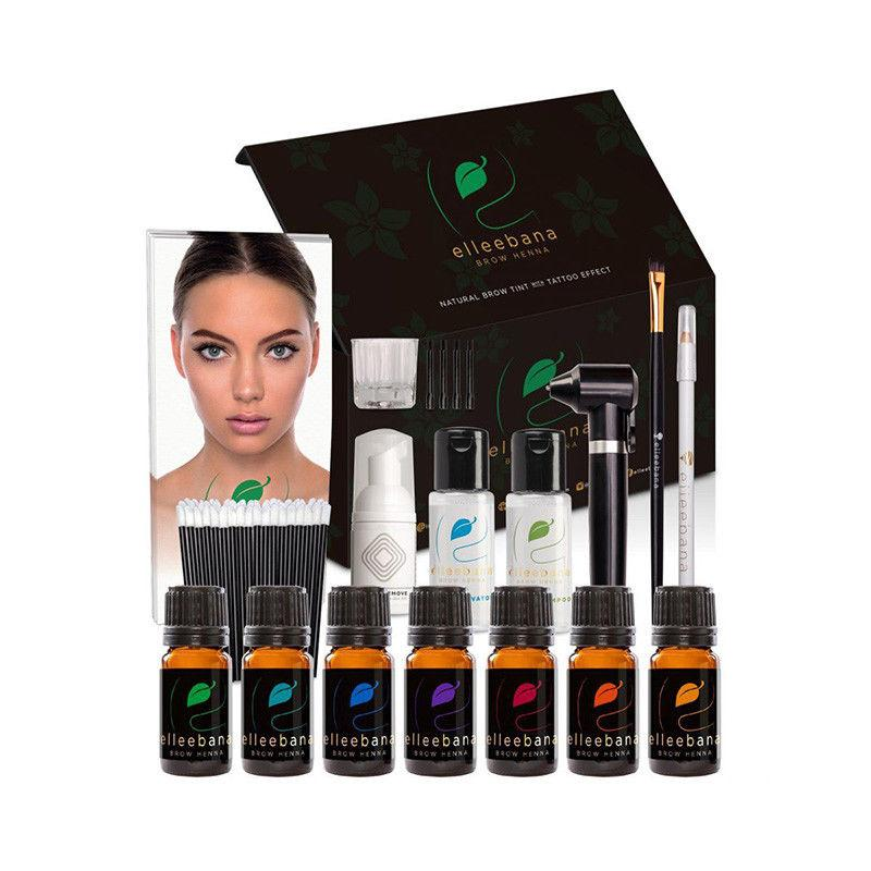 Elleebana Brow Henna Kit-Elleebana-Beautopia Hair & Beauty