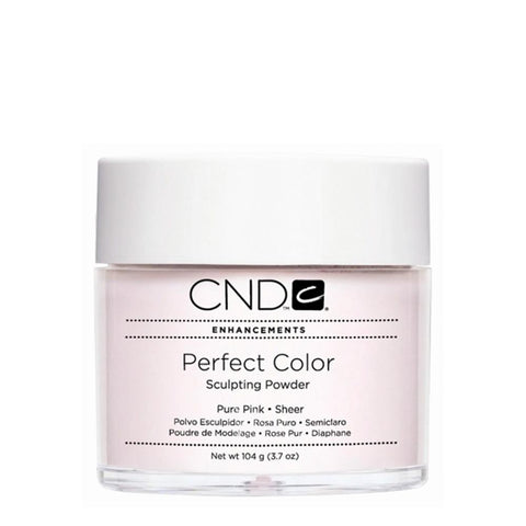 CND Sculpting Powder - Pure Pink Sheer - Beautopia Hair & Beauty