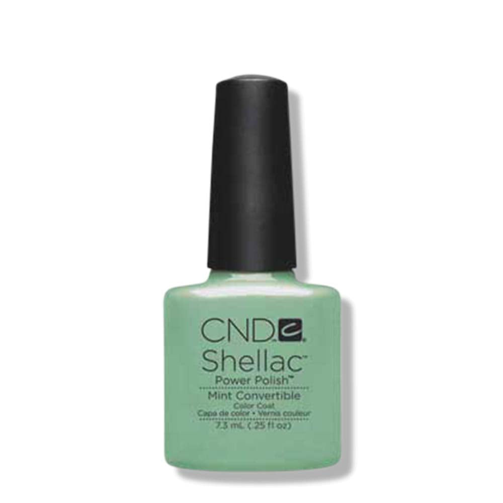 CND Shellac Gel Polish 7.3ml - Mint Convertible - Beautopia Hair & Beauty