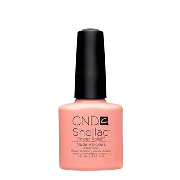 CND Shellac Gel Polish 7.3ml - Nude Knickers