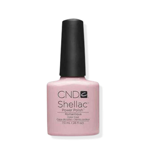 CND Shellac Gel Polish 7.3ml - Romantique