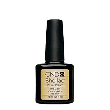 CND Shellac Gel Polish Original Top Coat 7.3ml