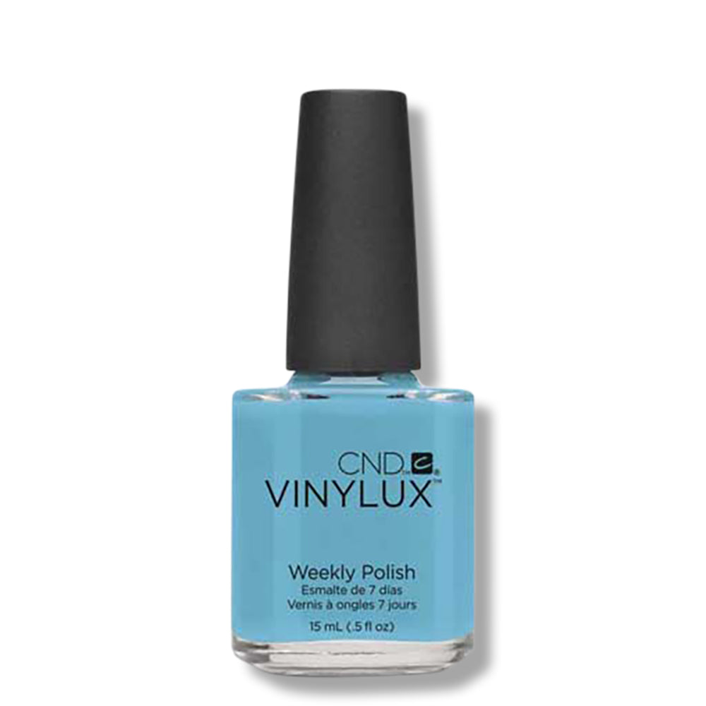 CND VINYLUX Long Wear Polish - Azure Wish 15ml