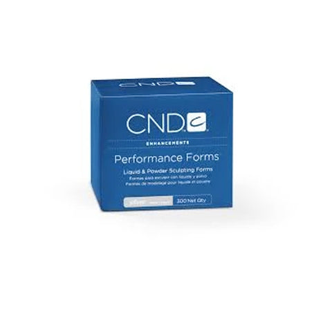 CND Performance Forms 300CT Roll - Silver
