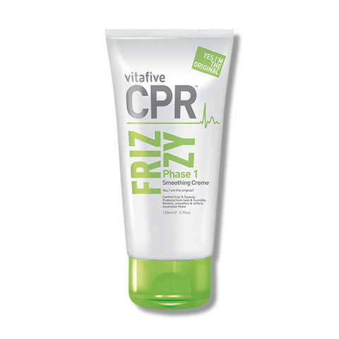 VitaFive CPR Phase 1 Smoothing Creme - 150ml-VitaFive-Beautopia Hair & Beauty