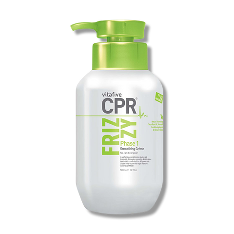 VitaFive CPR Phase 1 Smoothing Creme - 500ml-VitaFive-Beautopia Hair & Beauty