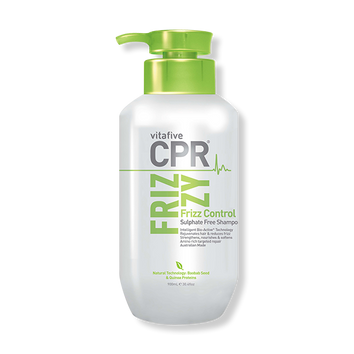 CPR Vitafive Frizz Control Shampoo 900ml - Beautopia Hair & Beauty