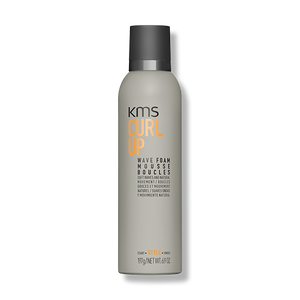 KMS Curl Up Wave Foam 200ml-KMS-Beautopia Hair & Beauty