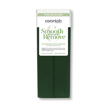 Caronlab Cartridge Smooth & Remove Olive Oil - 100ml-Caronlab-Beautopia Hair & Beauty