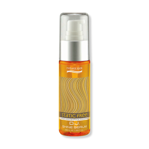 Natural Look Static Free DJ Shine Serum - 50ml-Natural Look-Beautopia Hair & Beauty