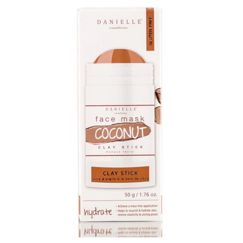 Danielle Creations Face Mask Coconut Clay Stick 50g