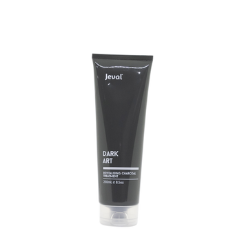 Jeval Dark Art Revitalising Charcoal Treatment 250ml