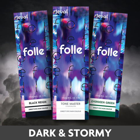 Jeval folle Dark & Stormy Bundle - Beautopia Hair & Beauty