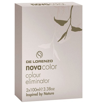 De Lorenzo Novacolor Colour Eliminator - 2 x 100ml
