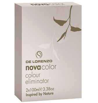 De Lorenzo Novacolor Colour Eliminator 2 x 100ml