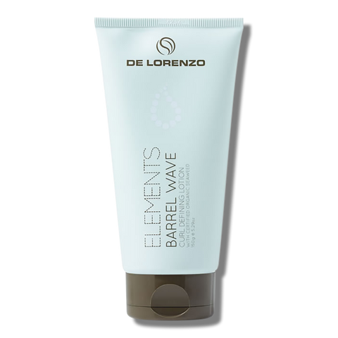 De Lorenzo Elements Barrel Wave Curl Defining Lotion - 150g-De Lorenzo-Beautopia Hair & Beauty