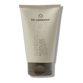 De Lorenzo Elements Mudslide Strong Hold Sculpting Creme - 100g-De Lorenzo-Beautopia Hair & Beauty