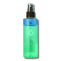 De Lorenzo Elements Ocean Mist Sea Salt Styling Spray - 195ml-De Lorenzo-Beautopia Hair & Beauty