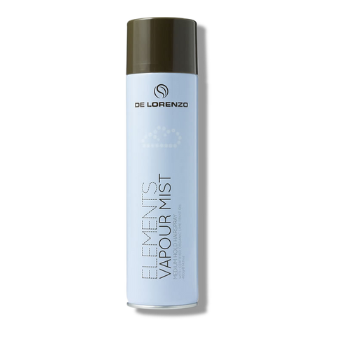 De Lorenzo Elements Vapour Mist Medium Hold Hairspray- 400g-De Lorenzo-Beautopia Hair & Beauty
