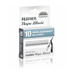 Feather Nape Blades - 10pk