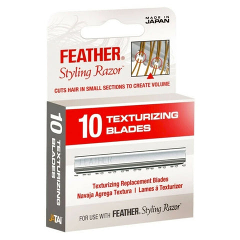 Feather Texturising Blades - 10pk