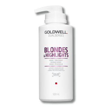 Goldwell Dual Senses Blondes & Highlights 60sec Treatment 500ml