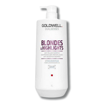 Goldwell Dual Senses Blondes & Highlights Anti Yellow Conditioner 1 Litre