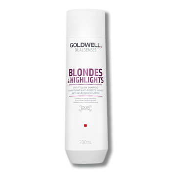 Goldwell Dual Senses Blondes & Highlights Anti Yellow Conditioner 300ml