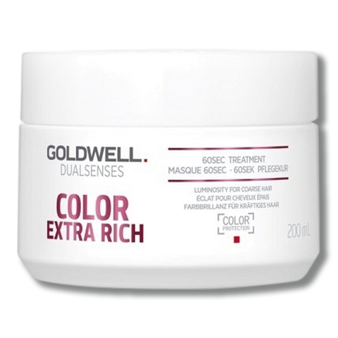Goldwell Dual Senses Color Extra Rich 60sec Treatment 200ml