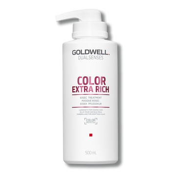 Goldwell Dual Senses Color Extra Rich 60sec Treatment 500ml