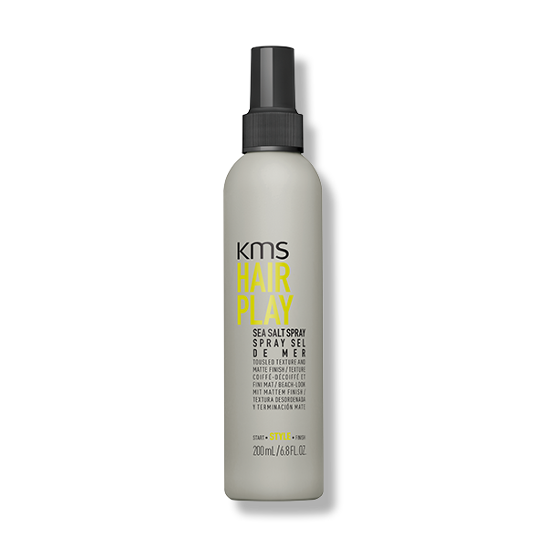 KMS Hair Play Sea Salt Spray 200ml-KMS-Beautopia Hair & Beauty