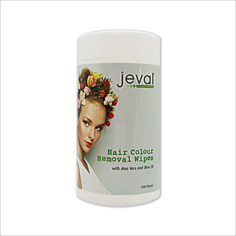 Jeval Hair Colour Removal Wipes