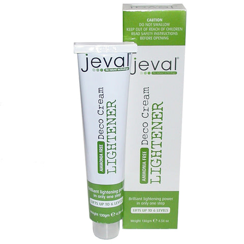 Jeval Deco Cream Lightener