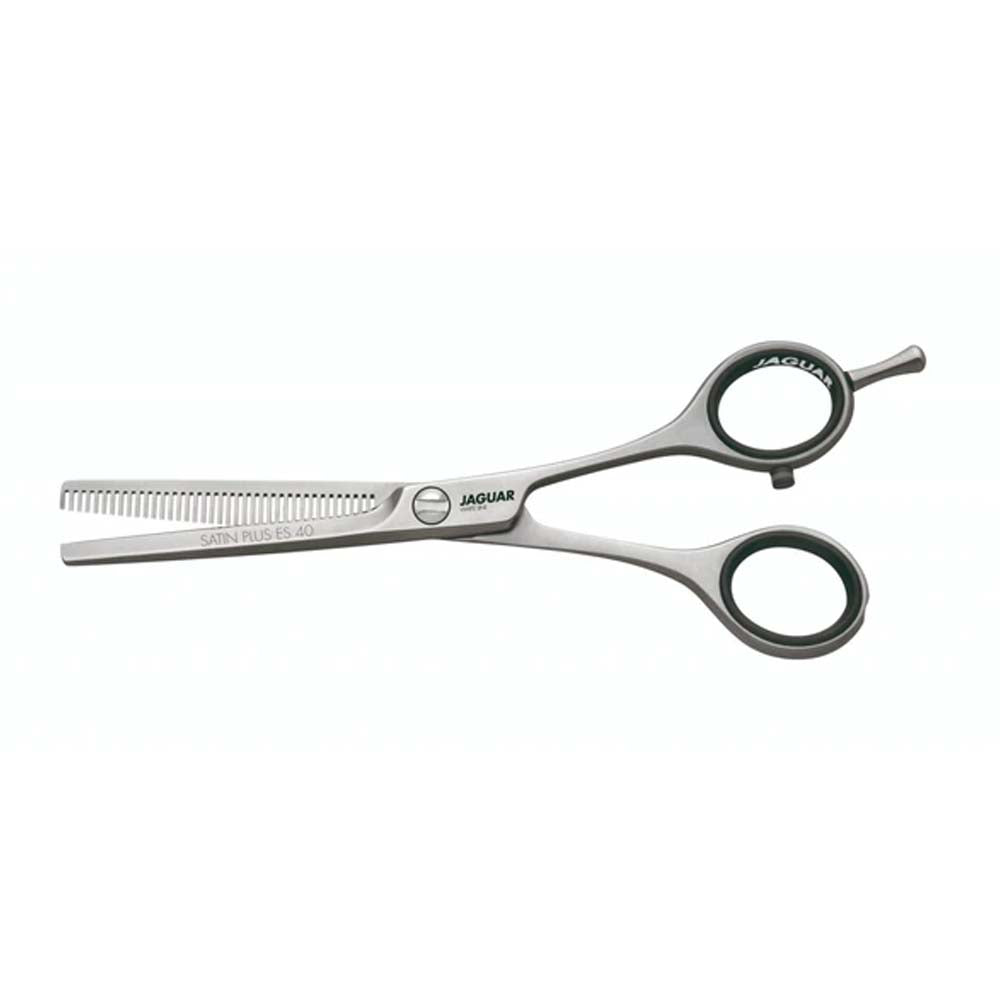 "Jaguar Satin Plus E 40 5.0"" Scissor - Beautopia Hair & Beauty"