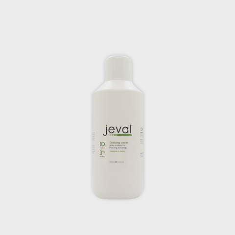 Jeval Oxidizing Cream 10 vol (3%) 1L - Beautopia Hair & Beauty