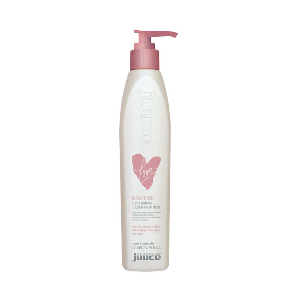 Juuce Dusky Rose Conditioner 220ml - Beautopia Hair & Beauty