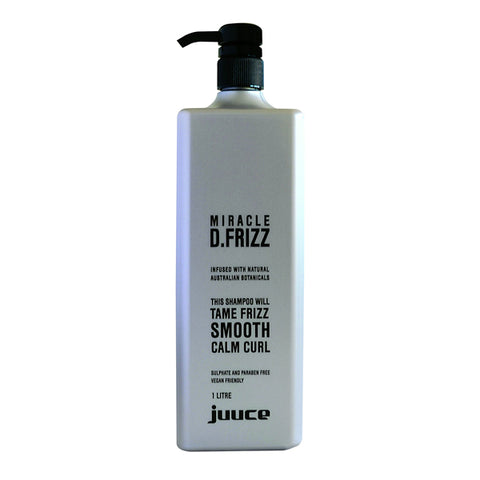 Juuce Miracle D.Frizz Shampoo 1 Litre