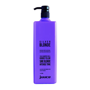 Juuce Silver Blonde Shampoo 1 Litre