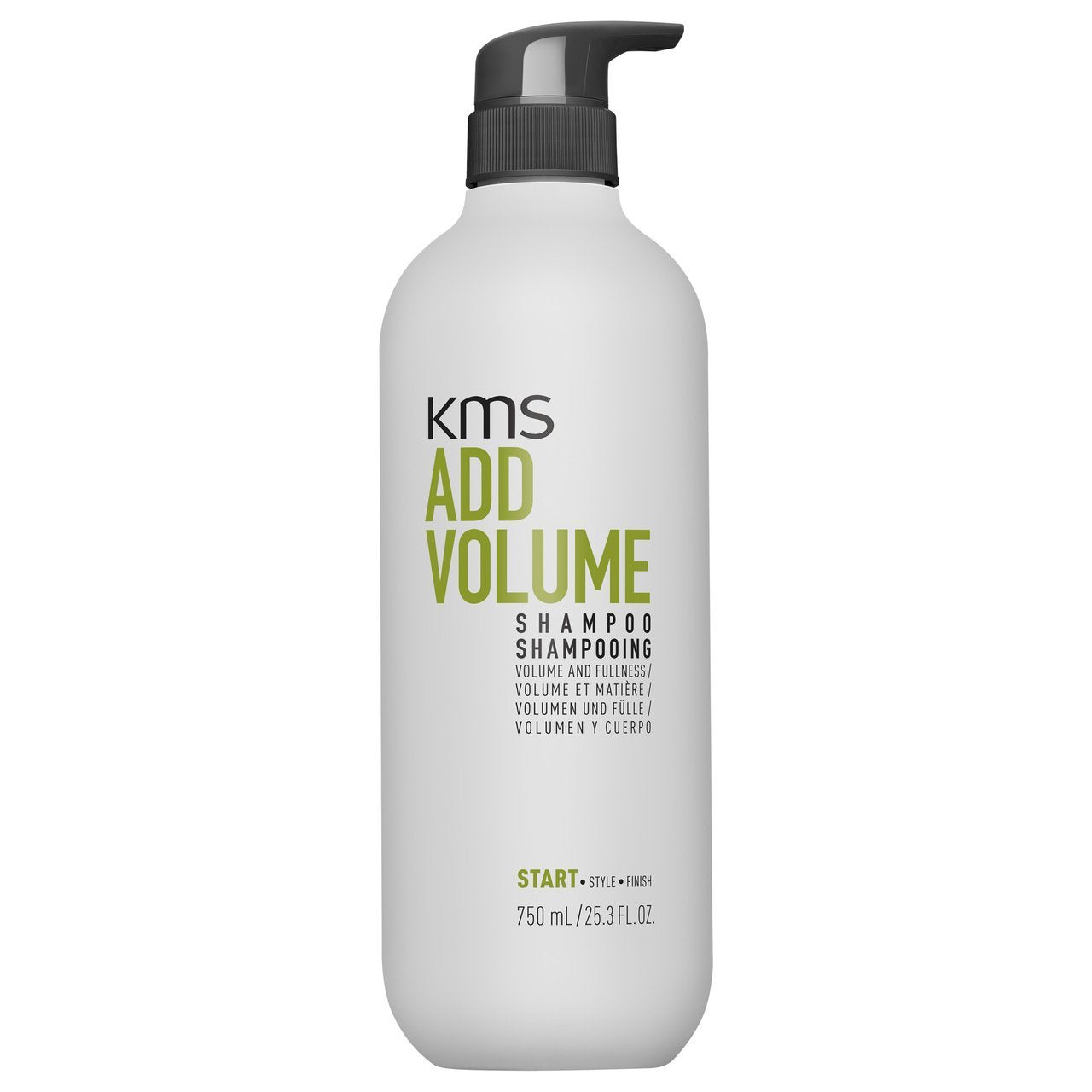 KMS Add Volume Shampoo 750ml-KMS-Beautopia Hair & Beauty