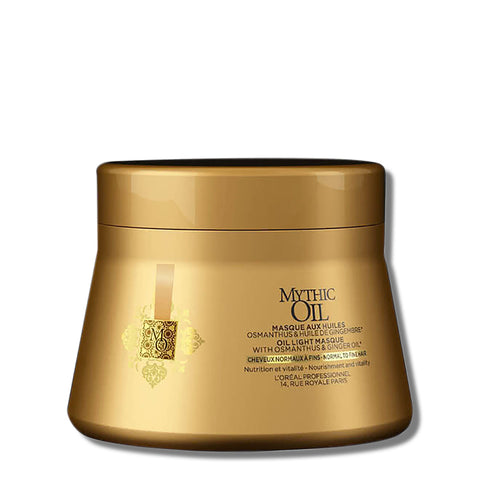 L'oreal Professional Mythic Oil Light Masque 200ml