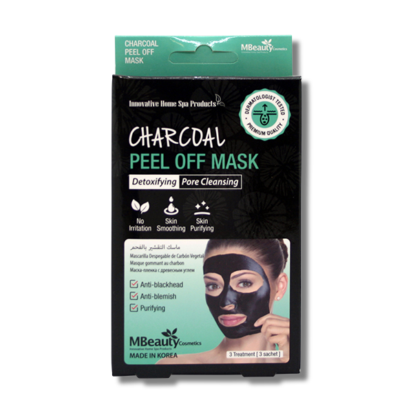 MBeauty Charcoal Peel Off Mask