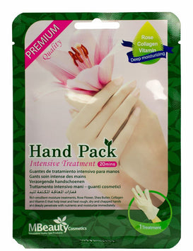 MBeauty Collagen Infused Intensive Hand Treatment 20min